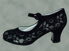 Jazmín professional model | Shoes || es flamenco