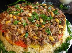 Fried Rice, Fries, Beef, Ethnic Recipes, Food, Karma, Meat, Essen, Meals