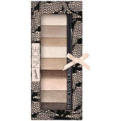 Physicians Formula: Shimmer Strips Custom Eye Enhancing Shadow & Liner Nude Collection