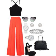 Summer Day in NYC by olivia-pichigian on Polyvore featuring Miss Selfridge, Milly, Steve Madden, FOSSIL, MANGO, harrystyles, Newyork, fashionWeek, poolparty and newhouse