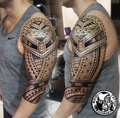 Maori Polinesische Tattoos by Mata – Tattoo Studio Art Makia / Maori Tattoo Germany