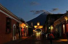 El Arco de la Antigua.