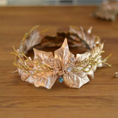 DIY Aurora Queen of the Moors Crown