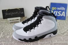 Air Jordan 9 Barons, 302370-106