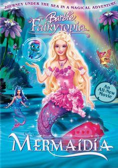 Barbie Fairytopia: Mermaidia Dublado