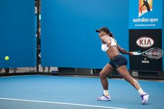 A long term fan of kinesiology tape Serena Williams at the Australian Open wore a lymphatic application during her campaign.