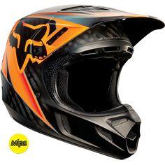 Fox V4 Race Helmet - Fox Racing