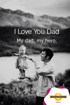 Happy fathers day dad is my hero quotes,images,poems,my dad is my superhero wishes pictures sayings.Happy fathers day my dad my hero quotations,fathers day 2016 my hero images and greetings. Father Love Quotes, Mom And Dad Quotes, Father Daughter Quotes, Fathers Day Quotes, Fathers Love, Dad Daughter, Daughters, Daddy Daughter Photos, Daddy Quotes