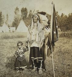 Native American Indians, N A Forsyth, Plenty Coups, Chief of Crows