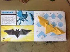 """Résultat de recherche d'images pour """"origami super hero"""""""