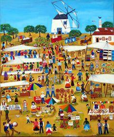 arte naif Portugal - Pesquisa do Google