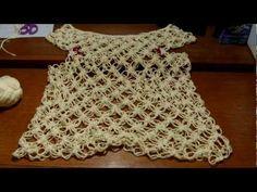 Soloman Knot Mesh Top part1