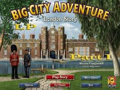 Big City Adventure: London [Full] [Español] - Descargar Juegos pc