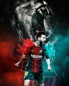 Legend - Believe in your Talent Ronaldo Football, Messi Soccer, Messi 10, Football Art, Iran National Football Team, Real Madrid Logo, Fc Barcelona Wallpapers, Lionel Messi Wallpapers, Lionel Messi Barcelona