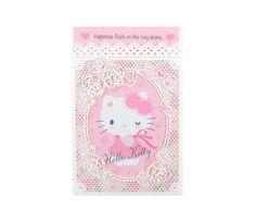 Hello Kitty Money Enclosure: Lace