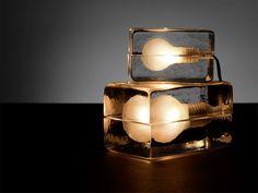 Block Lamp Mini Bordslampa | Design House Stockholm | Länna Möbler | Handla online