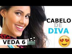 COMO DEIXAR SEU CABELO PERFEITO - LAVAGEM A FINALIZAÇÃO #veda6 - YouTube