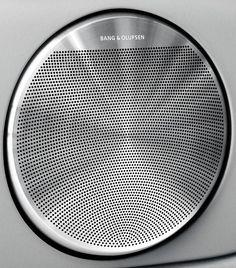 Car loudspeaker fine hole perforation from RMIG Nold