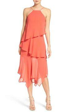 Tiered Slipdress available at Muslimah Wedding, Indian Ethnic Wear, Dress Patterns, Pretty Dresses, Dress To Impress, Peplum Dress, Fashion Dresses, Women's Fashion, Ball Gowns