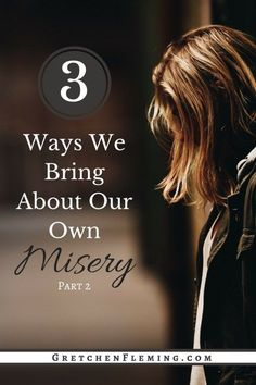 Is bitterness robbing you of the life Christ came to give? Find out if you are living less than the abundant life available to you. #misery #victory #hope #help #overcome #bitterness