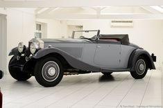 Freestone & Webb Rolls-Royce Phantom II Continental Drophead Coupe #47RY