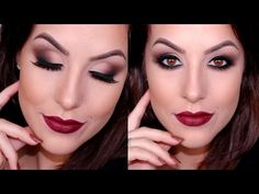 Bruna Malheiros Makeup » Maquiagem Outono Inverno 2016