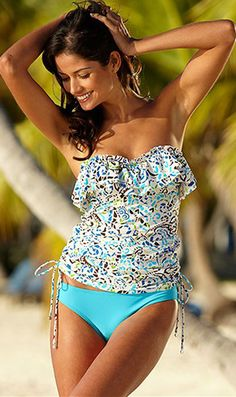 84751358f499b 25 best Tankini's For Teens images in 2015 | Swimwear, Swimsuits ...