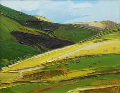 Wild Fells, Oil painting by Ben Mcleod | Artfinder