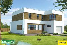 Lipińscy Domy Projekt: Widoczny