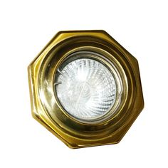 Manufactured In Ireland This Quality Brass Light Recessed Spotlight Is Ideal For Use Modern