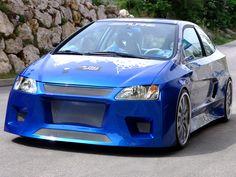 Alpine-(DK) Honda Civic