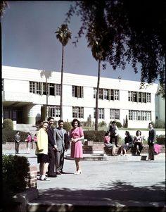 Santa Monica High School (ca. 1955