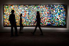 Fahrelnissa Zeid, Towards a Sky. Estimate £550,000–650,000.
