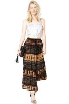 Nailah Skirt #vintage #nastygalvintage