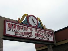 Oakland County: Marvin's Marvelous Mechanical Museum
