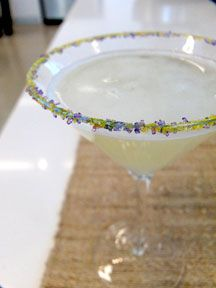 #MardiGras Daiquiri for Your #FatTuesday Delight