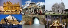 Popular Pilgrimage Destinations of India