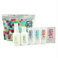 Clean Start Kit - 5pcs by Dermalogica. $51.44. Dermalogica - Day Care. 5pcs. Clean Start Kit. Skincare. Clean Start Kit: 1x Wash Off 50ml/1.7oz 1x All Over Clear 50ml/1.7oz 1x Ready Set Scrub! 15/0.5oz 1x Bedtime For Breakouts 15ml/0.5oz 1x Welcome Matte SPF 15 15/0.5ozIdeal both for personal use & as a giftProduct Line: Dermalogica - Day CareProduct Size: 5pcs