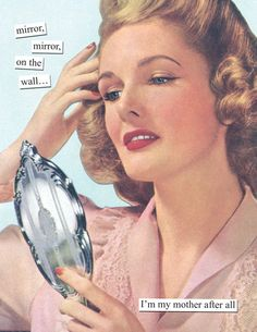 This is for my sisters.def NOT me! Retro Humor, Vintage Humor, Vintage Ads, Haha Funny, Hilarious, Vintage Housewife, Housewife Humor, Funny Quotes, Funny Memes
