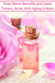 Your Skin Will Love the Rose Water Benefits from Sprays and Toners. Here's How to Do It Right! Plus, A Quick DIY Recipe!