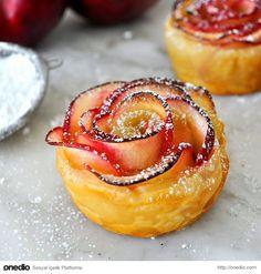 Elma ve milföy ile harikalar yaratmak çok kolay!