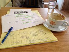 preparing #ICTEdu keynote, Gentian Café, Kinvara Keynote, In This Moment, Coffee, Learning, Tableware, Creative, Kaffee, Dinnerware, Studying