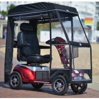 The Universal Mobility Scooter Canopy