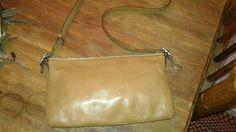 Vintage  Coach Ladies  leather shoulder  bag Lt. Camel Medium #Coach #ShoulderBag
