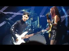 Prince Live in Antwerp 2010-11-08 Forever In My Life Bass Battle
