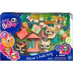 Nicole`s LPS blog - Littlest Pet Shop: Playpacks