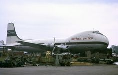 British Airline, Cargo Aircraft, Continental Europe, Cargo Airlines, Silver City, Going Out Of Business, Airplanes, Third, Aviation