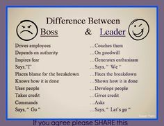 I had a boss once... Worst person I've ever met.
