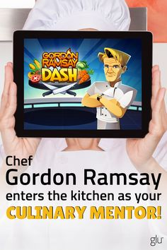 Think you have what it takes to beat the best? See how far you can go with Gordon Ramsay DASH and take your culinary adventure on the road across the globe! Download the app today!