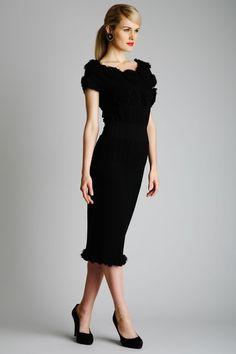 Little black dress - chanel
